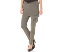 Suzu Screen Jersey - Hose für Damen - Grün