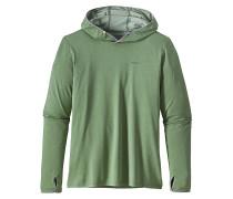 Tropic Comfort II - Kapuzenpullover für Herren - Grün
