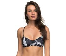 Prt Strappy Love Athletic Tri - Bikini Oberteil für Damen - Schwarz