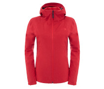 Thermoball Triclimate - Funktionsjacke für Damen - Rot