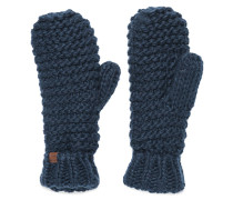 Cocoon Mitten - Handschuhe für Damen - Blau