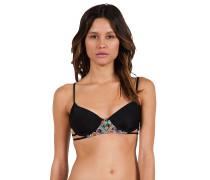 Desert Drifter Uwire - Bikini Oberteil für Damen - Schwarz