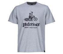 Wheatland - T-Shirt für Herren - Grau