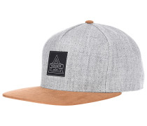 Munich Snapback Cap - Grau