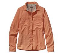 Sol Patrol L/S - Hemd für Damen - Orange