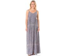 Vilukkal Maxi - Kleid für Damen - Blau