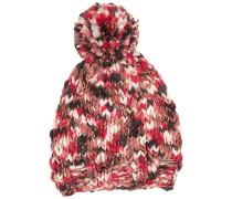 Cold Night - Mütze für Damen - Rot