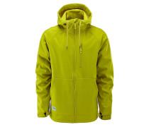 Baines Softshell - Snowboardjacke für Herren - Grün