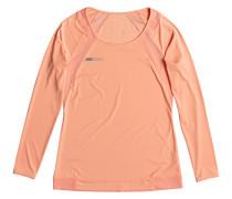 Risingrun - Langarmshirt für Damen - Pink