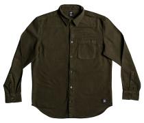 Embleton L/S - Hemd für Herren - Grün