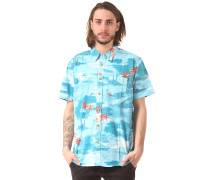 Atlas S/S Shirt - Hemd für Herren - Blau