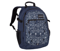Backpack - Rucksack - Blau