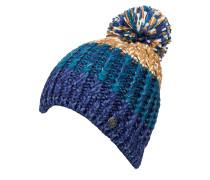 Polly - Mütze für Damen - Blau