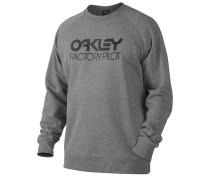 DWR Factory Pilot Crew - Sweatshirt für Herren - Grau