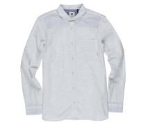 Greene Neps L/S - Hemd - Weiß