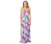 Pivoine Bloom - Kleid für Damen - Rot