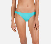 Simply Solid - Bikini Hose für Damen - Blau