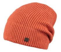 Alisha - Mütze für Damen - Orange