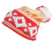 Diamond - Mütze für Damen - Rot