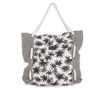 Oasis Palm - Handtasche für Damen - Schwarz