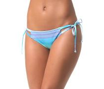 Tie Side - Bikini Hose für Damen - Blau