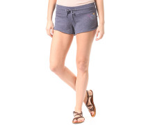 Get Back - Chino Shorts für Damen - Blau