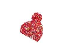 Kim - Mütze für Damen - Rot