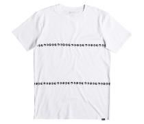 Eye Ching Strip - T-Shirt für Herren - Weiß
