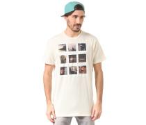 Polaroid - T-Shirt für Herren - Weiß