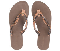 Tipsy - Sandalen für Damen - Braun