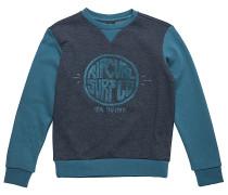 Stoke Merchants Crew - Sweatshirt für Jungs - Blau