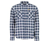 OuluM. - Hemd für Herren - Blau