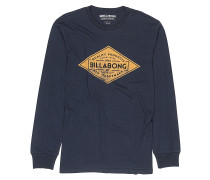 Bogus - Langarmshirt für Herren - Blau