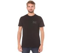 Die Cut - T-Shirt - Schwarz