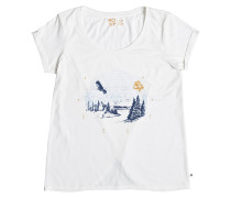 Mimi Jungle Eagle - T-Shirt für Damen - Weiß