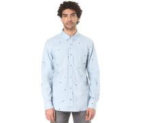 Flx Top Holgate Geo - Hemd für Herren - Blau