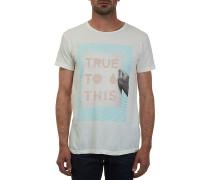 True To This LW - T-Shirt für Herren - Weiß