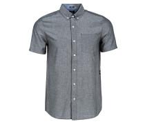 Everett Oxford - Hemd für Herren - Grau