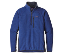 Performance Better 1/4 Zip - Fleecejacke für Herren - Blau