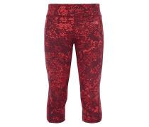 Pulse Capri Tight - Leggings für Damen - Rot