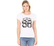 Free Safety - T-Shirt für Damen - Weiß