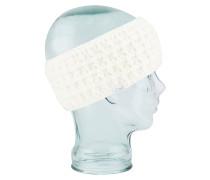 The Waffle HB - Stirnband für Damen - Weiß