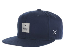 Flag Snapback Cap - Blau