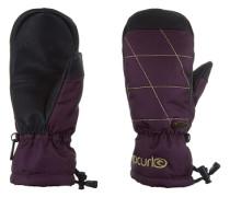 Mitten Women - Snowboard Handschuhe für Damen - Rot