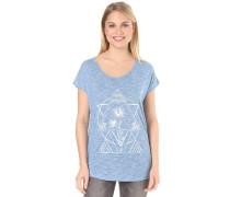 Got Your Back - T-Shirt für Damen - Blau