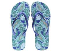 Printed - Sandalen für Damen - Blau