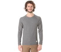 SHHWilliam - Langarmshirt für Herren - Grau