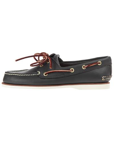 2 Eye Boat Shoe - Fashion Schuhe - Blau