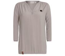 Diese Motzfotz - Bluse für Damen - Grau