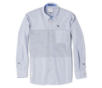 H2Chankra - Hemd für Herren - Blau